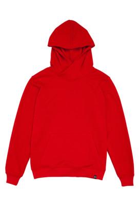 Изображение Худи мужское красное Basic Hovanky