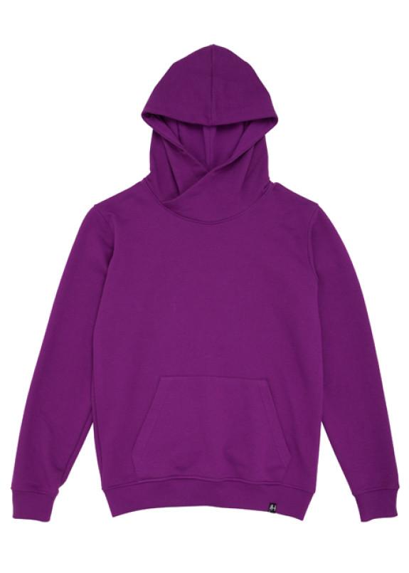 Изображение Худи мужское фиолетовое Basic Hovanky
