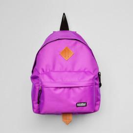 Изображение Рюкзак текстильный цвета фуксии doubleyoubag