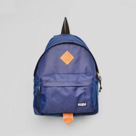 Изображение Рюкзак текстильный темно-синий doubleyoubag