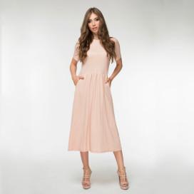 Изображение Платье персиковое LINA Marani