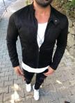 Изображение Чёрная мужская куртка MFSTORE