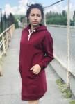 Изображение Платье-худи с карманами Leska prod