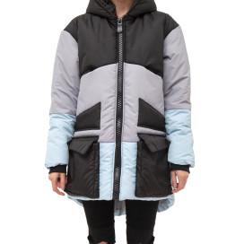 Изображение Зимняя короткая теплая куртка Lut