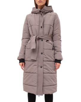 Изображение Зимняя удлиненная теплая куртка Lut