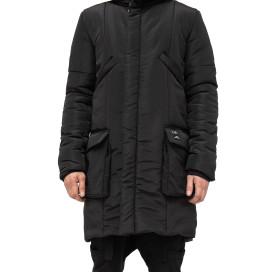 Изображение Зимняя удлиненная мужская куртка Lut