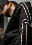 Изображение Спортивный костюм с принтом зигзаг Mfstore