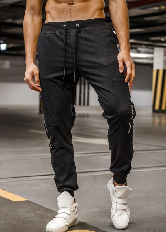Изображение Джоггеры с карманами на молниях Mfstore