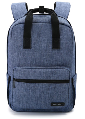 Изображение Рюкзак для ноутбука синий Bagsmart