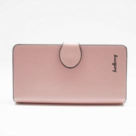 Изображение Кошелек baellery business woman розовый