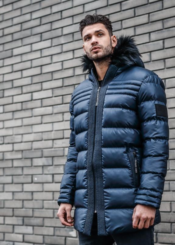Изображение Куртка с матовым замком MFSTORE