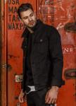 Изображение Джинсовая куртка с лого на спине Mfstore