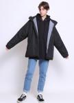 Изображение Куртка мужская на молнии с карманами