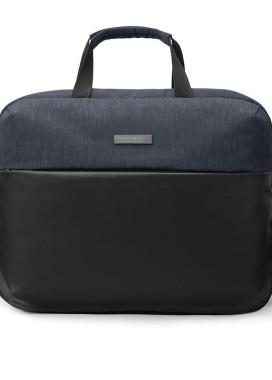 Изображение Сумка-портфель для ноутбука темно-серый