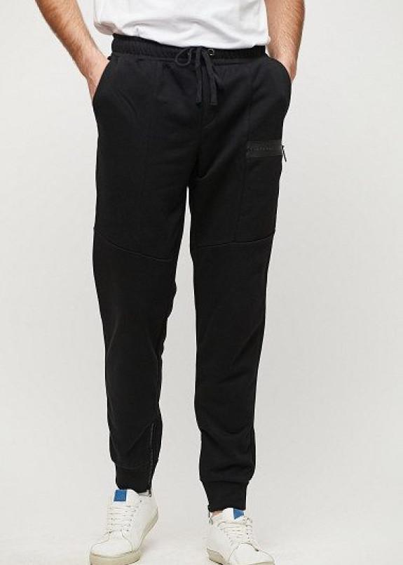 Изображение Мужские спортивные штаны с манжетами внизу