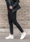 Изображение Узкие черные джинсы Mfstore