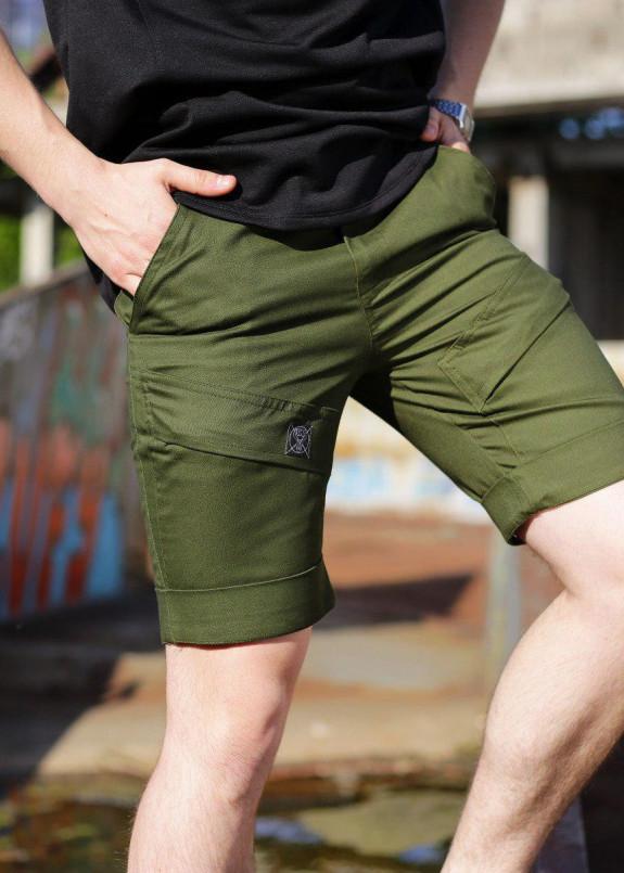 Изображение Шорты мужские хаки Чироки Tur streetwear