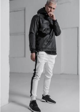 Изображение Анорак мужской Street Style черный