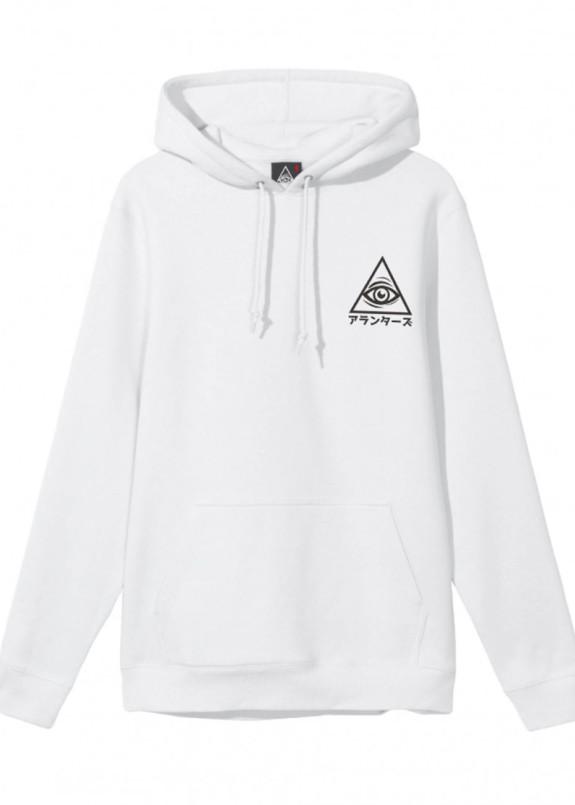Изображение Худи Basic Logo Japan White Hood