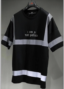 Изображение Футболка I'm not police MFStore