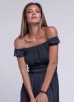 Изображение Платье со спущенным плечом