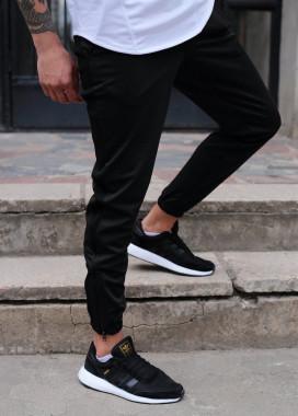 Изображение Спортивные штаны мужские черные Рокки Tur streetwear