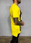Изображение Футболка fuck желтый MFStore