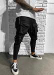 Изображение Брюки спортивные с карманами и шлевками