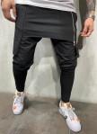 Изображение Дизайнерские штаны с молнией Mfstore