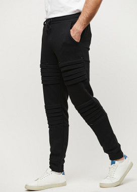 Изображение Мужские штаны оригинального кроя