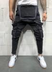 Изображение Комбинезон с большими накладными карманами