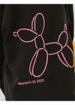 Изображение Свитшот женский с вышивкой на спинке