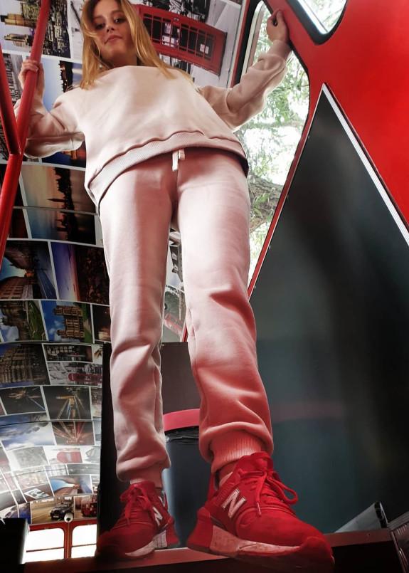 Изображение Брюки на флисе женские