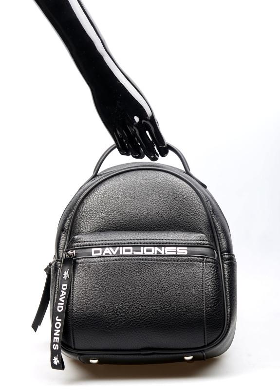 Изображение Рюкзак с белым лого David Jones