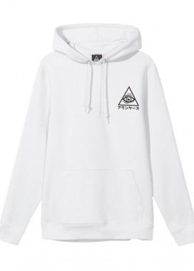 Изображение Худи женское Basic Logo Japan White Hood