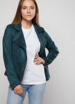 Изображение Куртка-косуха из искусственной замши