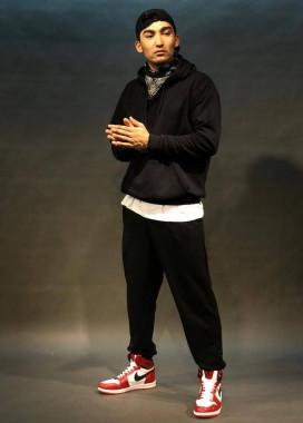Изображение Мужской спортивный костюм с белой подкладкой MFStore