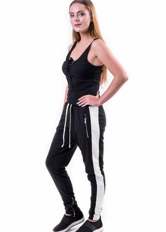 Изображение Женские  спортивные штаны из двунитки