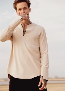Изображение Мужская дизайнерская рубашка