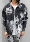 Изображение Куртка с пятнистым принтом MFStore