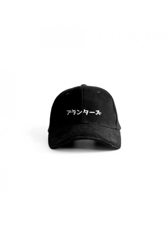 Изображение Кепка Basic Japan Black