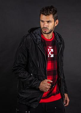 Изображение Куртка мужская из плащевой ткани MFStore