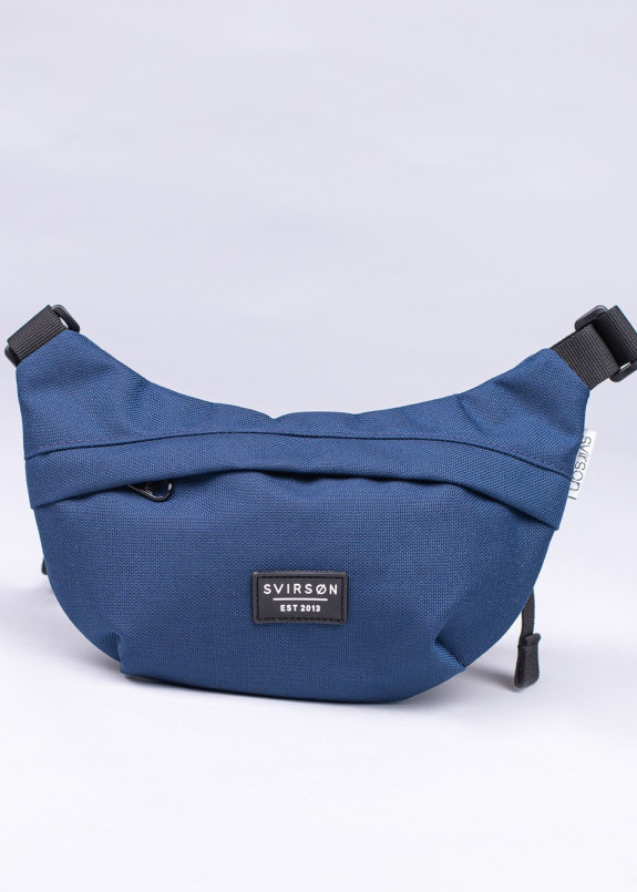 Изображение Сумка на пояс синяя Hip Pack 01 Total
