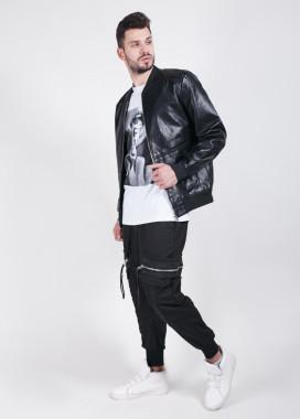 Изображение Куртка с текстильными манжетами MFStore