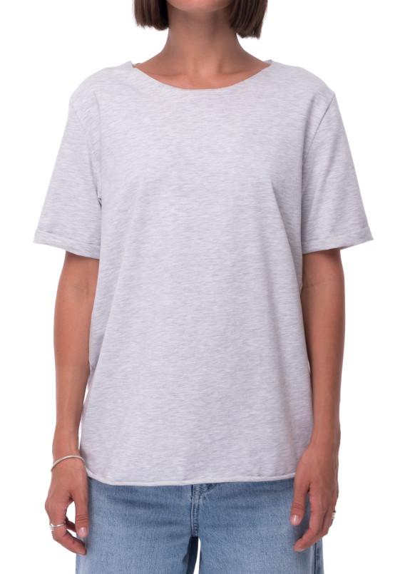 Изображение Базовая серая футболка DARCY