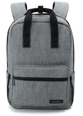 Изображение Рюкзак для ноутбука светло-серый
