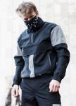 Изображение Анорак мужской непромокаемый с рефлективными вставки Drax