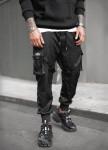 Изображение Брюки спортивные с манжетами и карманами MFStore