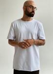 Изображение Базовая белая футболка ROLF