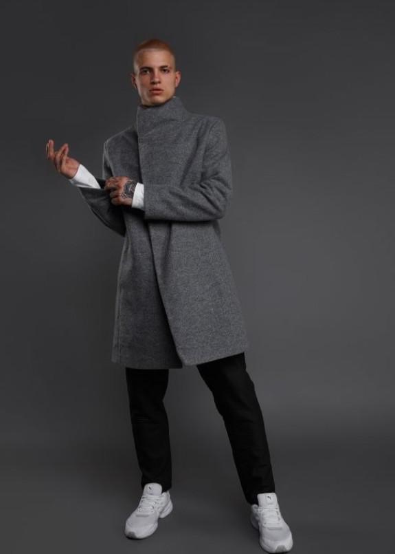 Изображение Пальто мужское Autumn серое